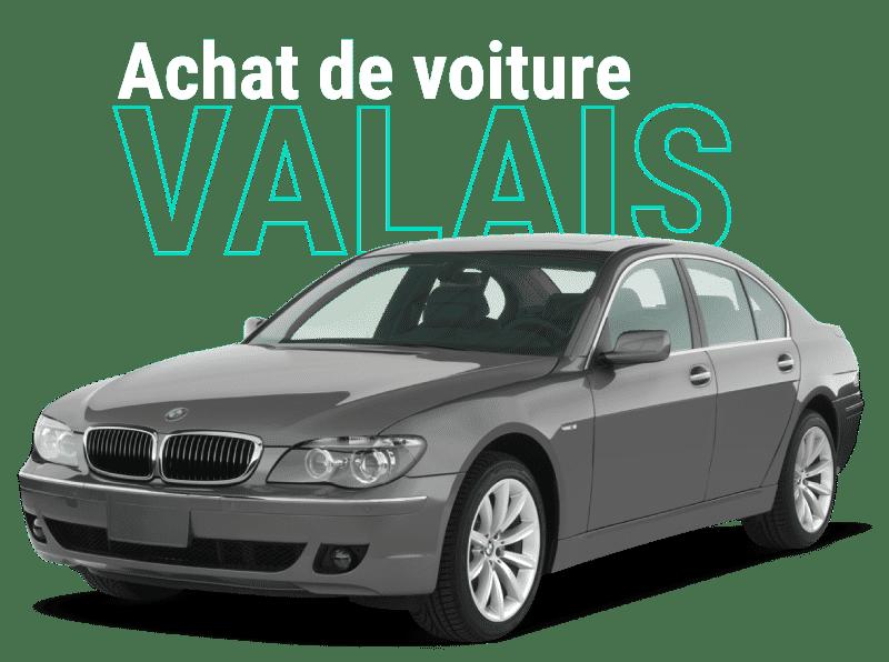 Achat voitures Valais